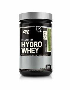 Optimum Nutrition PLATINUM HYDROWHEY PROTEIN POWDER 1.75 lb - Choose Your Flavor