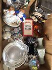 vintage+box+lot+glassware+%2Ffigurines%2Fpaperweights