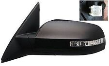 for 2007 - 2012 driver side Nissan Altima Side View Mirror Assembly/Cover
