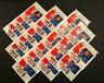 Lot of (20) 1986-87 Fleer Basketball Wax Pack Trading Card NBA Wrapper JORDAN b