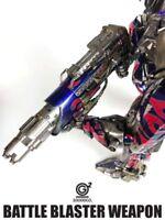 2GOODCO 1/22 Battle Blaster Cannon Weapon Gun For Comicave Optimus Prime