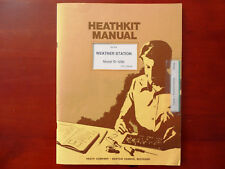 Heathkit Manual ID-1290 Weather Station Complete in Very Good Condition