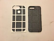 Tactical Textured Rubber Grips Enhancement for IPhone 8 MAGPUL Field Case