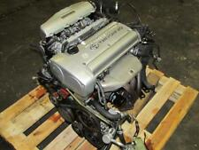JDM Toyota Corolla AE111 20 Valve 1.6L Silver Top 4AGE Engine 5 Spd Manual Trans