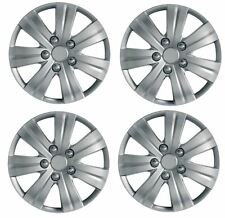 "4 x Wheel Trims Hub Caps 16"" Covers fits Peugeot Partner Expert 407 308"