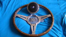 """MOTO-LITA 14"""" MK3 PACKAGE DEAL DISHED THIN SLOT  POL BOSS  STEERING WHEEL  STAG"""