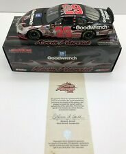 Kevin Harvick Signed 1:24 Scale Model Stock Car #29 Action Collectables