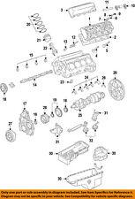 GM OEM-Engine Crankshaft Main Bearing 19256403