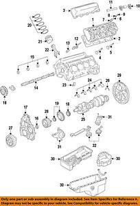 GM OEM-Engine Oil Pump 12644591
