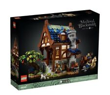 LEGO Ideas Medieval Blacksmith 21325 SHIPS 02/02/2021