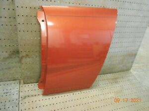 2003 saturn ion quad coupe door skin panel ( driver rear ) 2003-2007