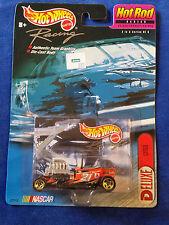 Hot Wheels NASCAR Hot Rods Citgo Sadler T-Bucket Limited Edition Racing 1999 MOC