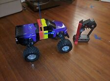 Traxxas Stampede 2X4 Radio Controlled Monster Truck
