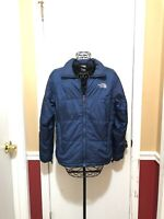 The North Face Womens Blue Puffer Jacket Size Medium M