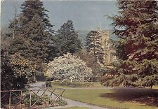 B87619 priory park great malvern in the spring  uk