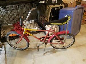 ULTRA RARE Vintage Murray Eliminator Mark 2 Bicycle 1970'S