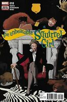 The Unbeatable Squirrel Girl Comic Issue 18 Modern Age First Print 2017 North