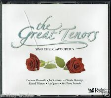 The great tenors - Reader's Digest