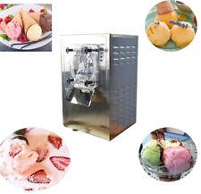 Intsupermai Commercial Frozen Hard Ice Cream Machine Yogurt Ice Cream Maker 110v