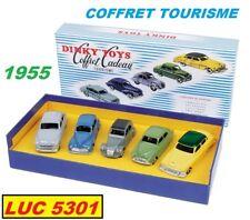 COFFRET CADEAU TOURISME 1955 HORS SÉRIE 2016 #24/55 PAR  DINKY TOYS / ATLAS