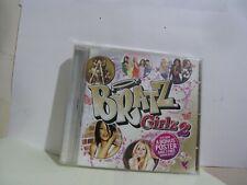 BRATZ: GIRLZ 2 CD Pink*Girls Aloud*Kylie Minogue*Rihanna*Sugababes*Avril Lavigne
