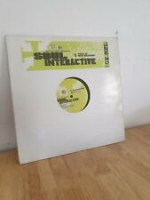 Hipp E And Tony Soul Interactive Sum Bizzniss Feel It 12 Inch House Vinyl Record