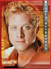 Joss Whedon's FIREFLY - Card #04 - HOBAN WASHBURNE - Inkworks 2006