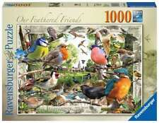 Ravensburger - Our Feathered Friends  1000pc Jigsaw Puzzle