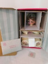 "Marie Osmond Doll ""Baby Beverly Virginia"" 18"" w/COA 2006 WITH BOX"