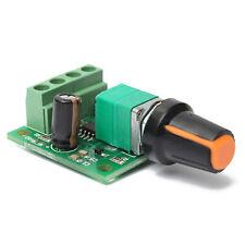 2A Motor Speed Switch Controller PWM Fuse Regulator DC 1.8V 3V 5V 6V 12V