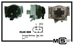 New OE spec MERCEDES-BENZ E280 04-05 E320 02-03 S320 02-05 3.2 CDI Alternator