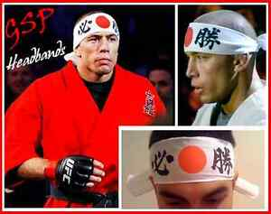 OFFICIAL GSP HEADBANDS - Georges St-Pierre - not tickets - GSP HEADBAND - UFC