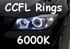 CCFL XENON ANGEL EYES HALO RINGS 6000K fit BMW E46 COMPACT 1998-2007