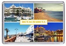 Benalmadena Costa del Sol Spain Fridge Magnet 01