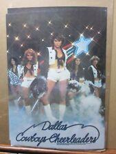 Hot Girls Football Dallas Cowboys Cheerleaders garage poster 1977 Inv#G2835
