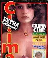 CORINNE CLERY STORY OF O histoire d'O sexy Full-Cover spanish magazine