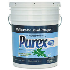 Purex Concentrate Liquid Laundry Detergent Mountain Breeze 5 gal. Pail 06354