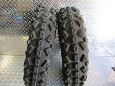 1 Pair DWT XCF-V2 AT21X6-10 AT 21 X 6 - 10 21X6-10 Front ATV Tires 1111162
