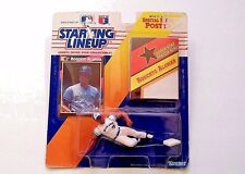 Roberto Alomar Blue Jays 1992 Starting Lineup Collectible Figure Poster Kenner