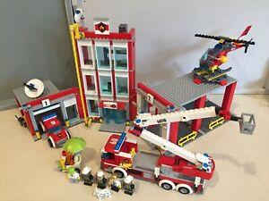 Lego city set 60110: Fire Station