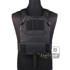 Emerson Tactical LBT-6094 Slick Plate Carrier Lightweight Body Armor Combat Vest