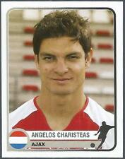 PANINI 1955-2005 CHAMPIONS OF EUROPE- #040-AJAX-ANGELOS CHARISTEAS