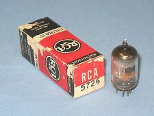VACUUM TUBE ~ 5726 ~ RCA ~ NOS ~ 5726