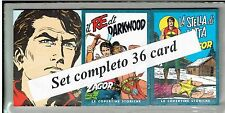 ZAGOR Panini Set completo 36 CARDS Nuovo