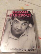ROWAN ATKINSON VERY BEST OF LIVE LAFFC1 Cassette Comedy