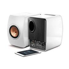 KEF LS50 Wireless Powered Music System (White, Pair)
