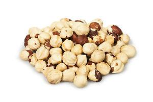 Hazelnuts - Raw Whole (200g)