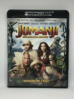 Jumanji: Welcome to the Jungle [ 4K UHD + Blu-Ray + Digital ]