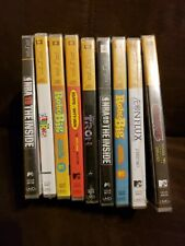 Lot Of 9 PSP Movies, Games And Shows brand new sealed