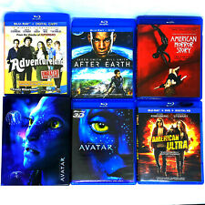Blu Ray Movies, You Pick Free Shipping, Save Upto 6% Off, All With Original Case